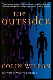 Cover of: The outsider