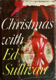 Cover of: Christmas with Ed Sullivan | Sullivan, Ed