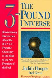Cover of: The three-pound universe