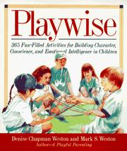 Cover of: Playwise | Denise Chapman Weston