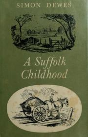 A Suffolk childhood