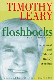 Cover of: Flashbacks | Timothy Leary