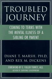 Cover of: Troubled journey | Diane T. Marsh