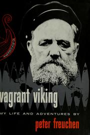 Cover of: Vagrant Viking: my life and adventures.