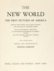 Cover of: The new world | Stefan Lorant