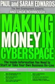 Cover of: Making money in cyberspace | Edwards, Paul