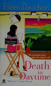 Cover of: Death in daytime | Eileen Davidson