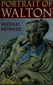 Cover of: Portrait of Walton | Kennedy, Michael