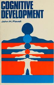 Cover of: Cognitive development | John H. Flavell