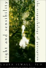 Cover of: Sight and sensibility