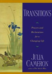 Cover of: Transitions: prayers and declarations for a changing life