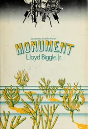 Cover of: Monument