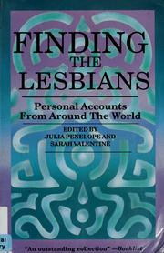 Finding the lesbians