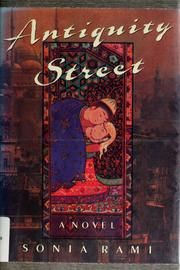 Cover of: Antiquity Street by Sonia Rami