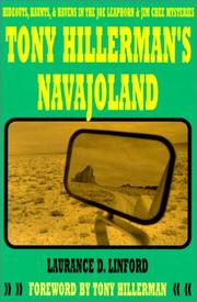 Cover of: Tony Hillerman's Navajoland