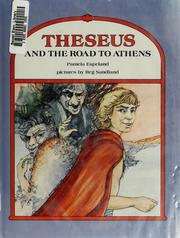 Cover of: Theseus and the road to Athens | Pamela Espeland