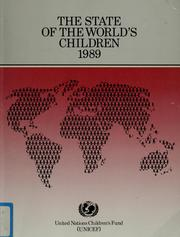 Cover of: The state of the world