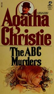 The Abc Murders 1963 Edition Open Library