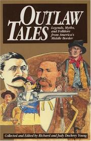 Cover of: Outlaw Tales | Richard Young