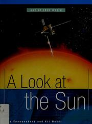 Cover of: A Look at the Sun (Out of This World) | Ray Spangenburg