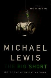 Cover of: The big short | Michael Lewis