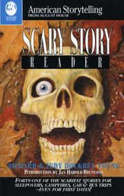 Cover of: Scary Story Reader (American Storytelling) | Richard Young