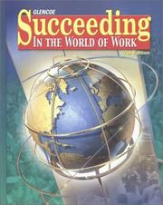 Cover of: Succeeding in the World of Work