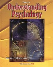 Cover of: Understanding Psychology, Student Edition | McGraw-Hill