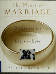 Cover of: The heart of marriage