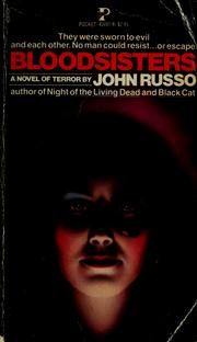 Cover of: Bloodsisters | John Russo