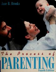 The process of parenting by Jane B. Brooks