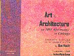 Cover of: Art & architecture on 1001 afternoons in Chicago: essays and tall tales of artists and the cityscape of the 1920s