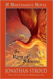 Cover of: The Ring of Solomon