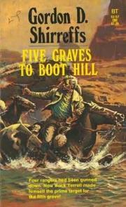 Cover of: Five Graves to Boot Hill
