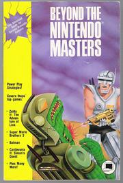 Cover of: Beyond the Nintendo Masters | MACMILLAN COMP