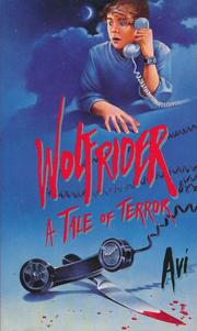 Cover of: Wolf Rider