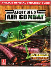 Cover of: Army Men: Air Combat | Matthew K. Brady