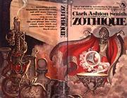 Cover of: Zothique