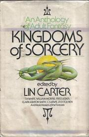 Cover of: Kingdoms of Sorcery: An Anthology of Adult Fantasy