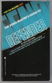 The Video Master's Guide to Defender by Nick Broomis