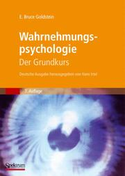 Cover of: Wahrnehmungspsychologie