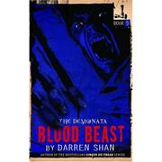 Cover of: Blood beast