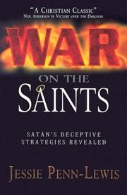 Cover of: War on the Saints | Jessie Penn-Lewis