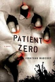 Cover of: Patient Zero: a Joe Ledger novel