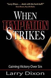 Cover of: When Temptation Strikes |