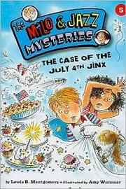 Cover of: The case of the July 4th jinx