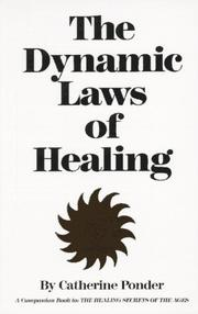 Cover of: Dynamic Laws of Healing | Catherine Ponder