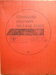 Cover of: Standard Highway Mileage Guide by