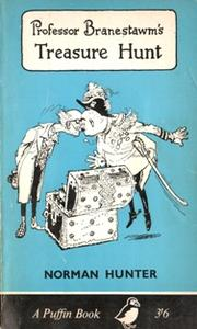 Cover of: Professor Branestawm's treasure hunt and other incredible adventures