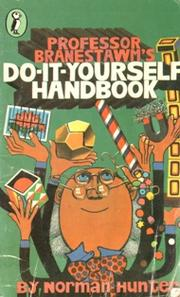 Cover of: Professor Branestawm's Do-it-yourself Handbook